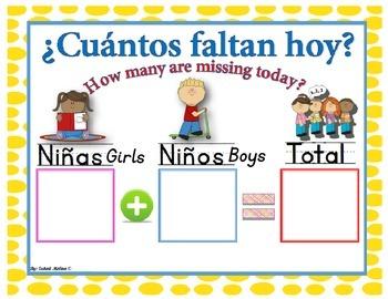 Kids Bundle kit English & spanish