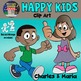 School Kids Bundle {School Kids} - Desk Kids and Happy Kids