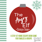 Kids Christmas Escape Room Game - The Angry Elf