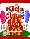 Kids Circus Book