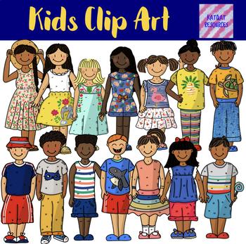 Kids Clip Art 2