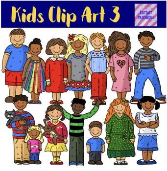 Kids Clip Art 3
