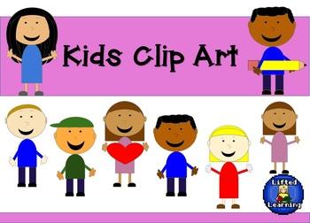 Clip Art - Kids - FREE