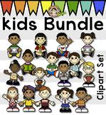 Kids Clip Art - Bundle 1