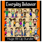 Kids Clip Art -  Behavior Clipart