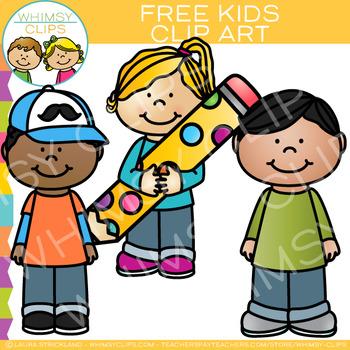 Free Kids Clip Art