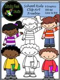 Kids Clip Art Freebie