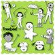 Kids Clip Art Sampler FREEBEE