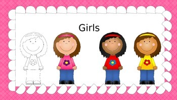 Kids Clip Art for the Classroom!