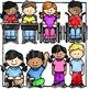 Just Kids Clipart MEGA Bundle