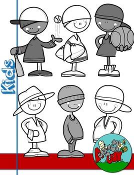Kids Clipart / Graphics