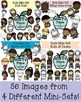 Kids Clip Art Set: In the Classroom [Miss P's Place]