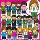 Kids Clipart Starter Pack Bundle
