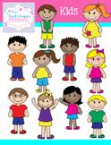 Kids Clipart by Teach Inspire Prepare