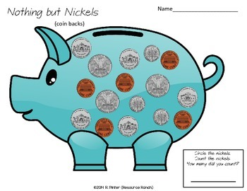 Money Identifying and Counting Coins