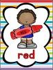 """Kids & Colors"" Color Posters"