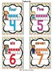 """""""Kids & Colors"""" Number Posters"""
