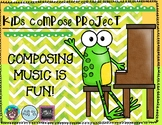 Kids Compose Project