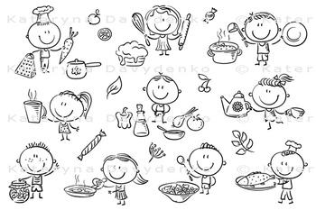 Kids Cooking Set