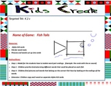 Kids Create Reading centers: Generate rhymes k2c