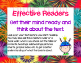 Jubilee's Junction - HABITS OF EFFECTIVE READERS POSTER SET
