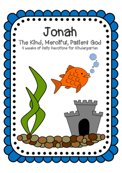 Kids Devotions on Jonah