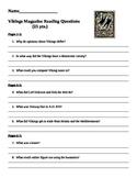 Kids Discover Vikings Magazine Reading Guide