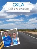 Kids Excel - Unit 3 CKLA Grade 2