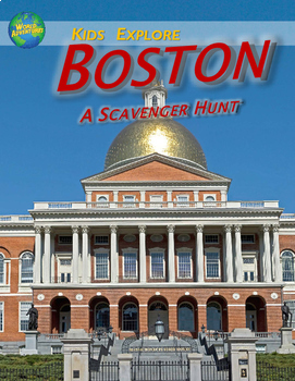 Kids Explore: Boston A Scavenger Hunt