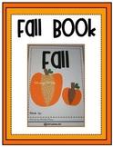 Kids Fall Book