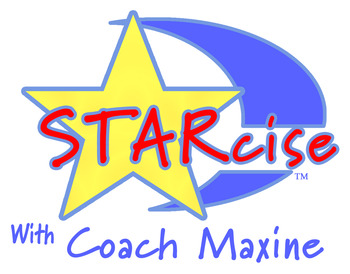 Kids Fitness Music - STARcise With Coach Maxine