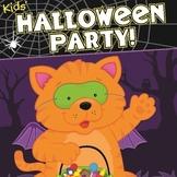 Kids' Halloween Party Activities & Music Download