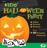 Kids Halloween Party  & Digital Album Download