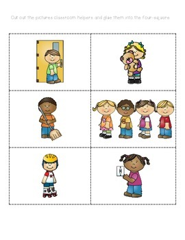 Kids Help Four Square
