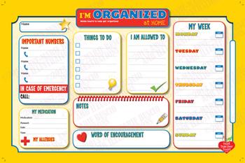 Organizer, KIDS ORGANIZER for HOME