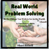 STEM Problem Solving Service Learning Project