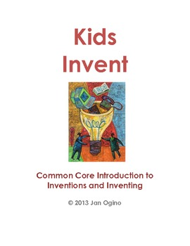 inventions rubric forkids