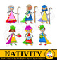 Kids Life ClipArt - Mega Pack