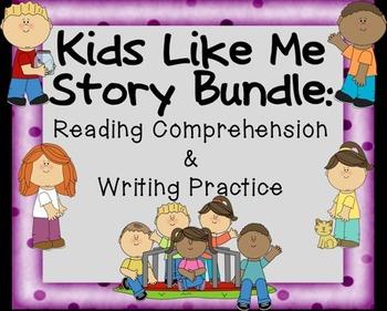 Kids Like Me!  Story Bundle