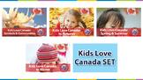 Kids Love Canada SET Gr. K-2