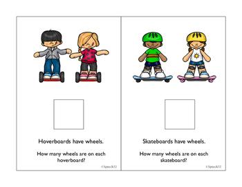 Kids Love Wheels Interactive Book
