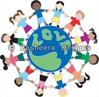 Kids Love World Globe
