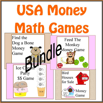 USA Money Game Bundle