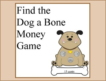 Money Math Games Bundle