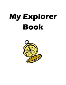 Kids Nature Explorer Booklet