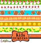 Kids Page Borders Clip Art Mega Pack