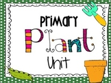 Kids Plant Unit