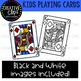 Kids Playing Cards: Game Clipart {Creative Clips Clipart}