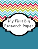 Kids' Research Paper