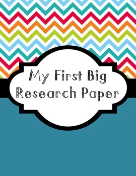 Kids' Research Paper